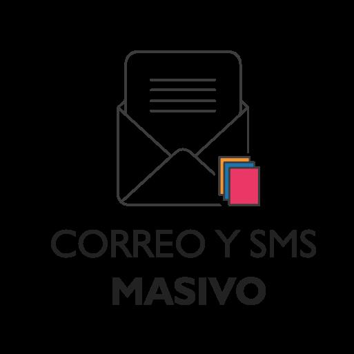 Correo y SMS Masivo