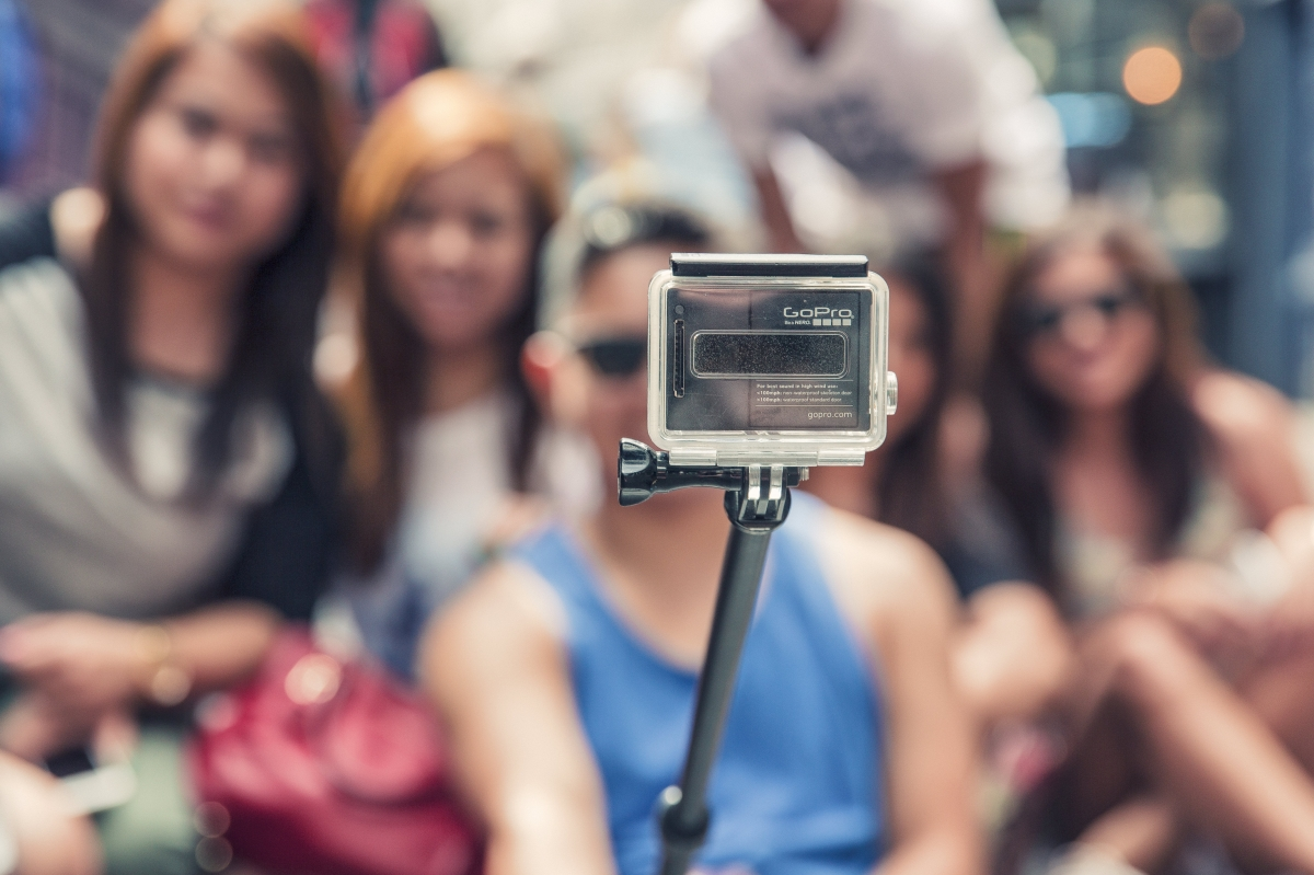 Video marketing GoPRo