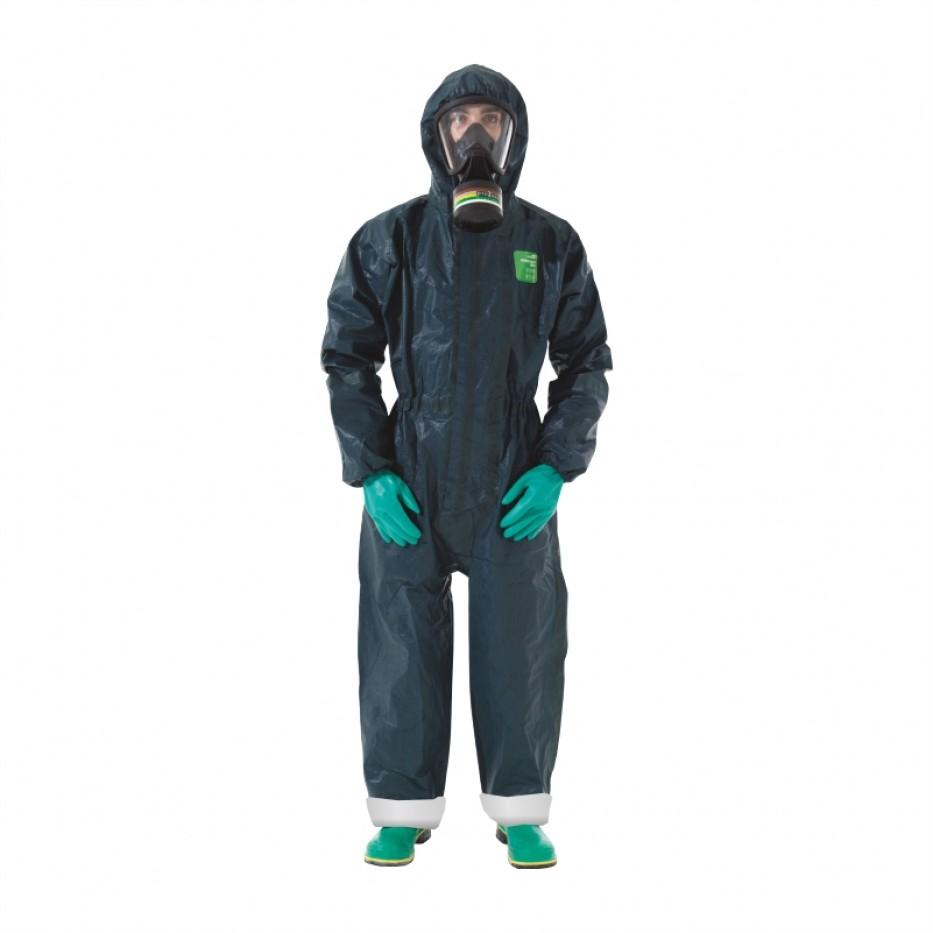 Traje de Protección Química Microchem 4000
