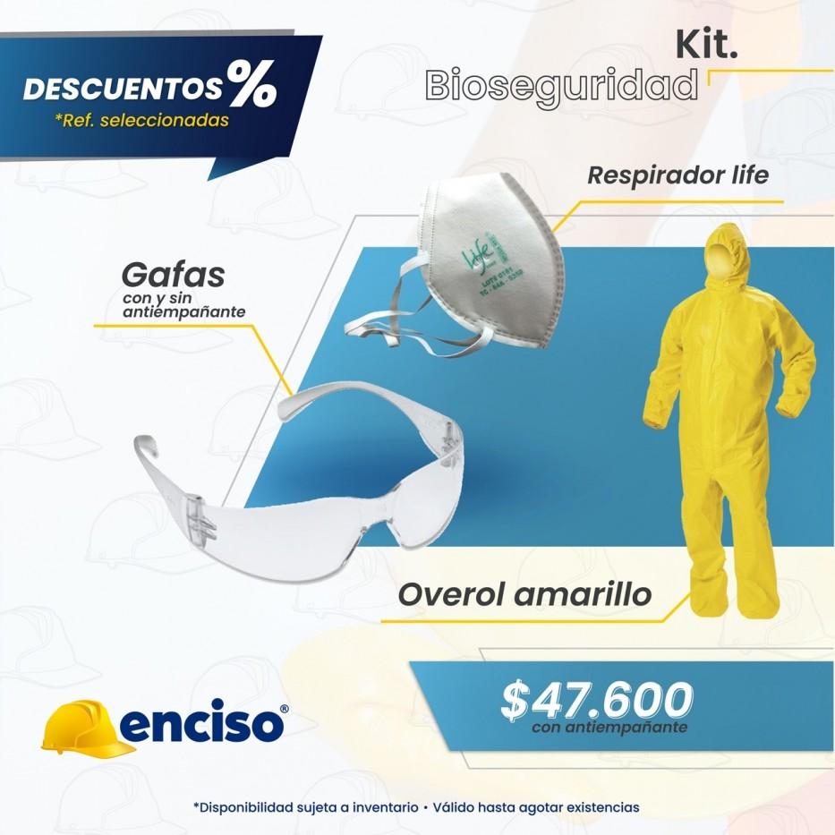 Kit Bioseguridad #1