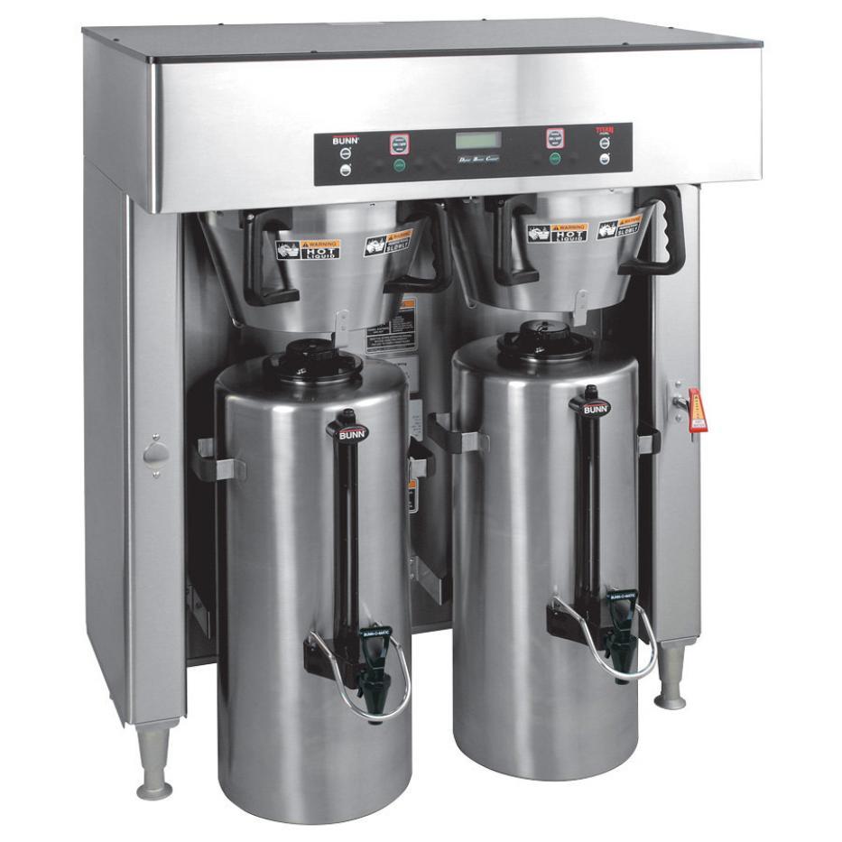 Cafetera Titan Dual