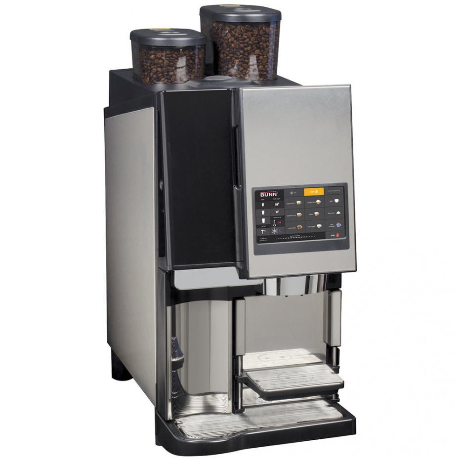 Cafetera Automática Suretamp