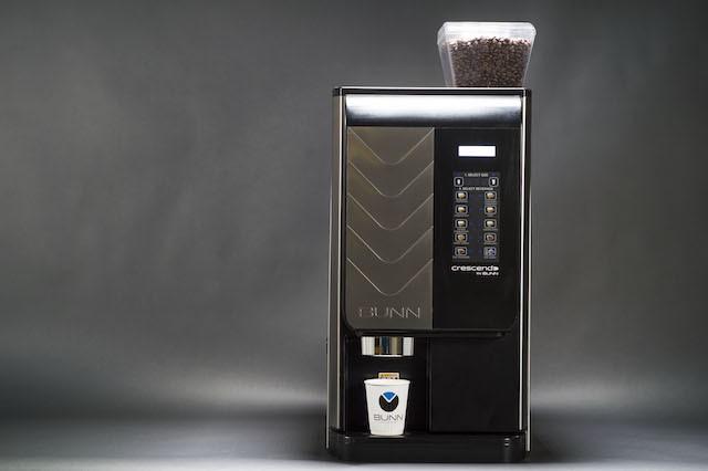 Cafetera Automática Crescendo