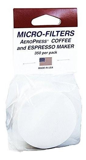 Filtros en papel AeroPress, Pq x 350