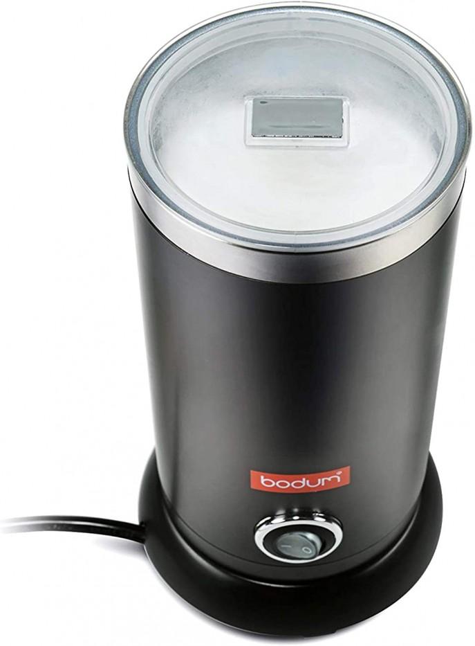 Cremador eléctrico para leche Bodum - Ref Bistro - Negro