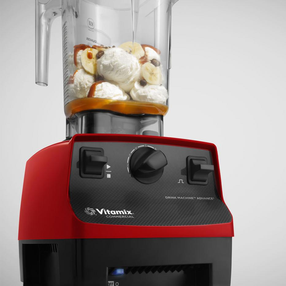 Licuadora Drink Machine Advance Roja