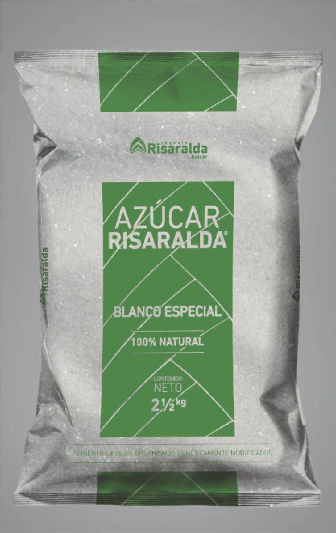 AZÚCAR BLANCO ESPECIAL 2½ Kg