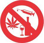 Icono alcohol y drogas