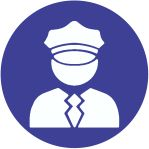Icono Gestión del Riesgo y Seguridad: