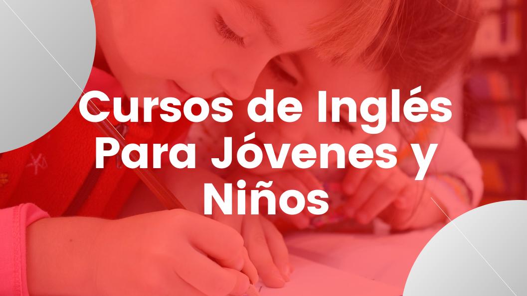 Cursos de ingles para jovenes y niños en pereira y cartago