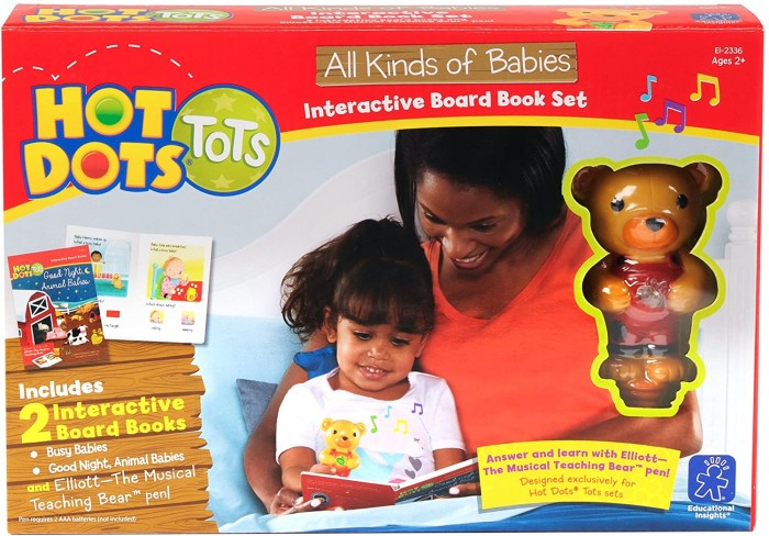 HOT DOTS® TOTS WE LOVE BABIES