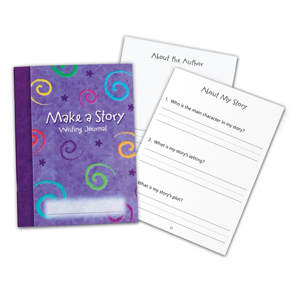 MAKE-A-STORY JOURNAL, SUELTOS