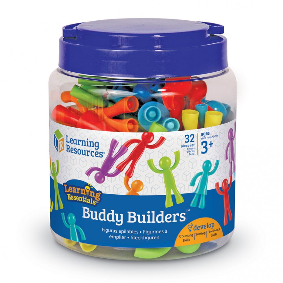 ALL ABOUT ME BUILDING BUDDY BUILDERS