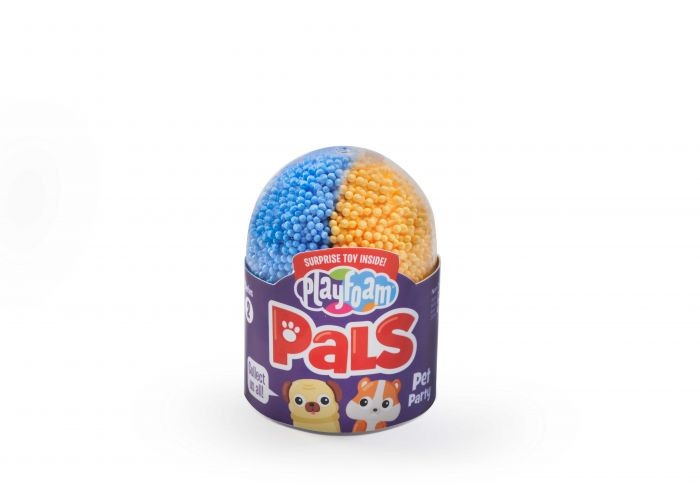 PLAYFOAM® PALS PET PARTY SERIES 2 DISPLAY  (12 UNITS)