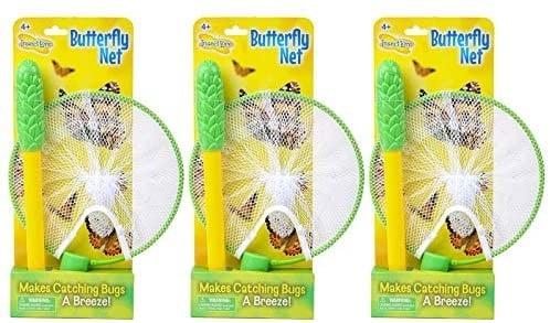 BUTTERFLY NET (ATRAPAINSECTOS)