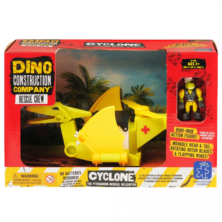 CYCLONE - PTERANODON HELICOPTER