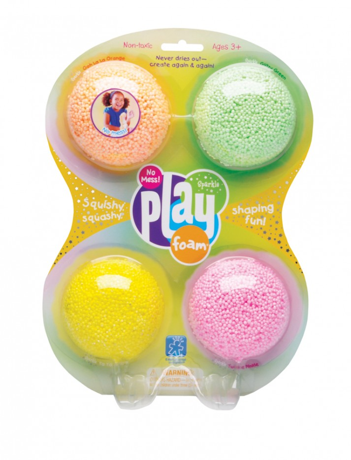 PLAYFOAM® - 4 PACK SPARKLE