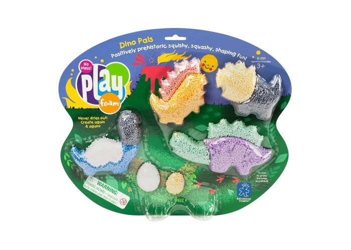 PLAYFOAM® DINO PALS 8-PACK