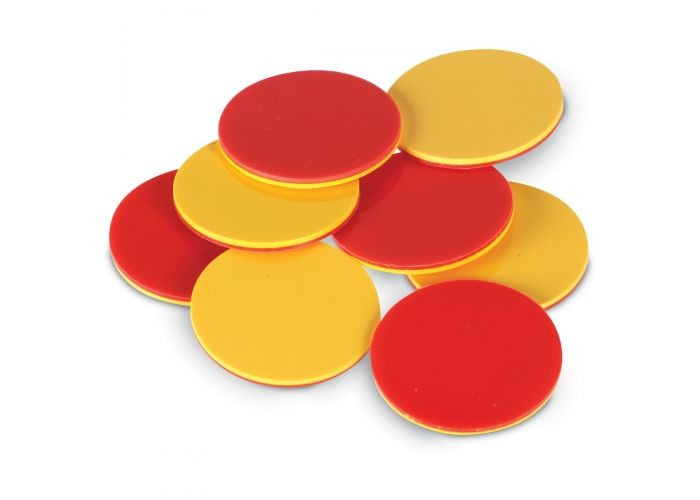 TWO COLOR COUNTERS RY (SET/200)