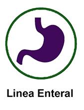 Linea enteral