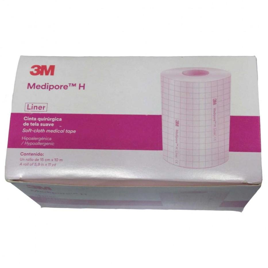MEDIPORE H 15CMX10M ROLLO 3M