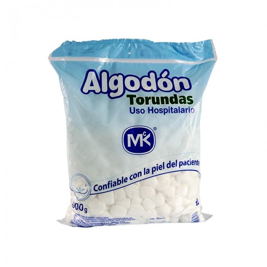 ALGODON TORUNDAS (POMOS)