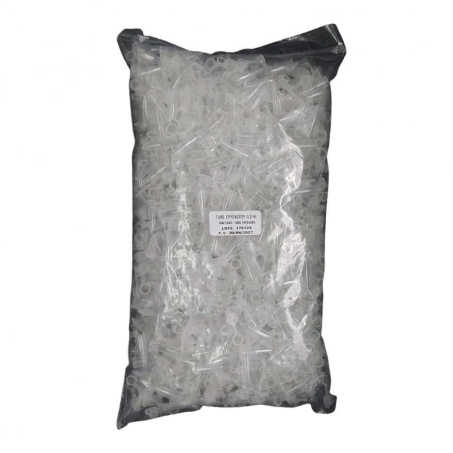 TUBO EPPENDORF DE 0,2 ML BIOLIFE