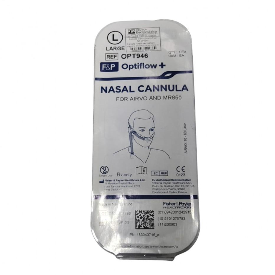 CANULA NASAL DE ALTO FLUJO ADULTO OPTIFLOW