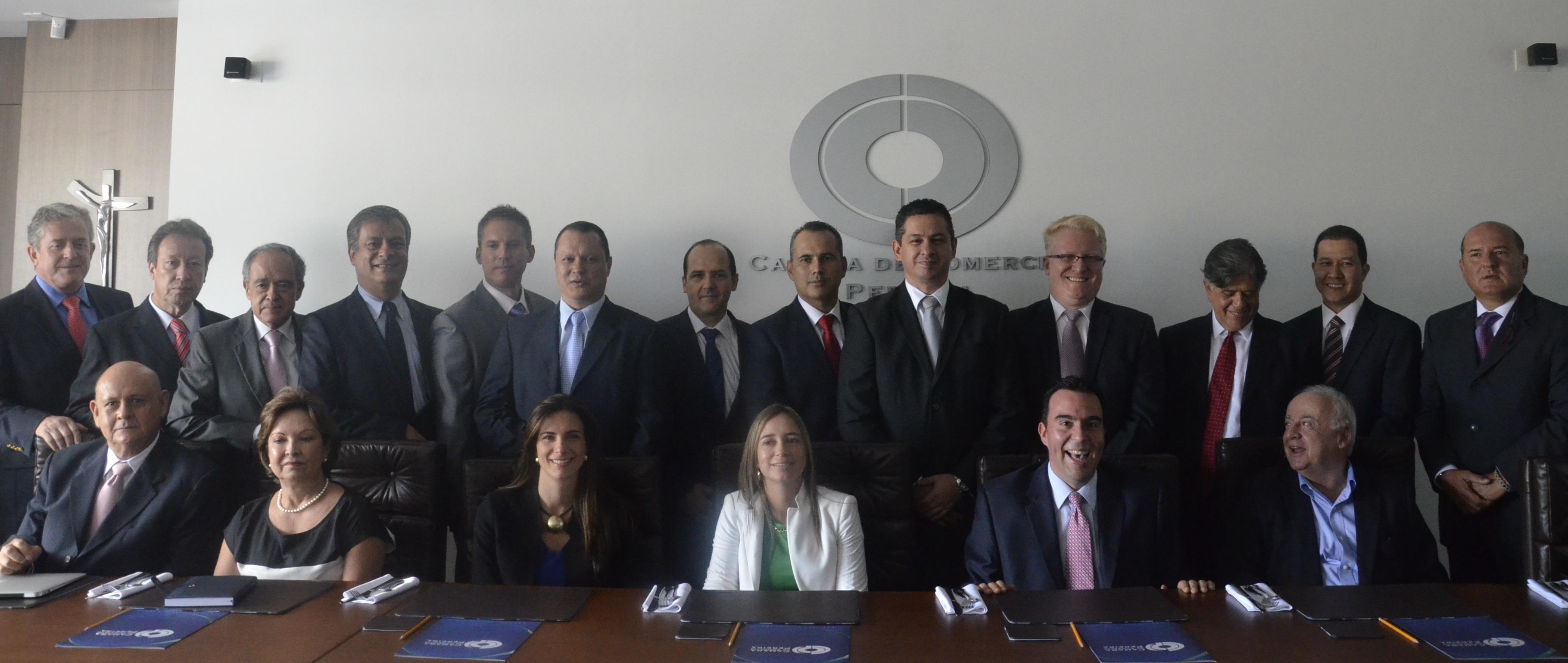 Resultado de imagen para Empresarios se reunieron en Pereira