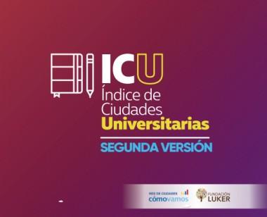 Índice de Ciudades Universitarias de Colombia, segunda versión