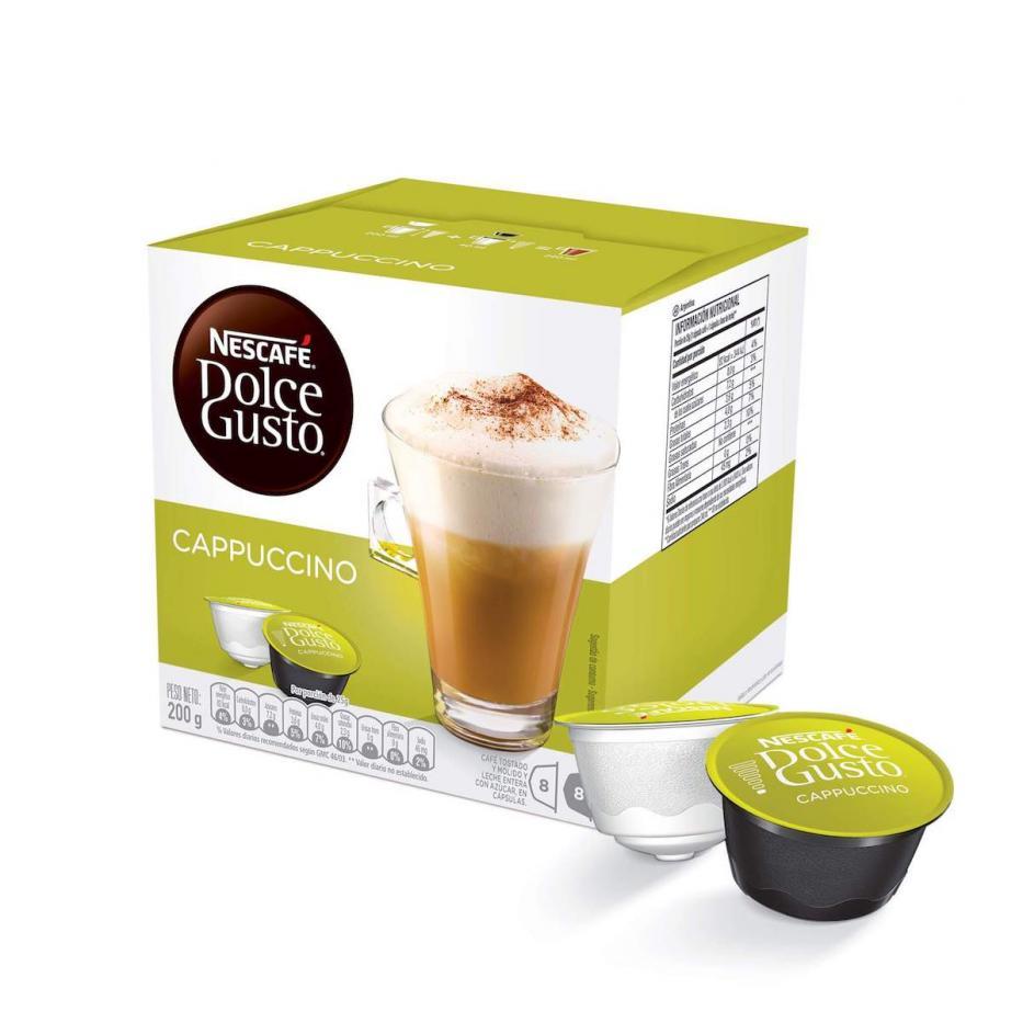 Café Cappuccino (Dolce Gusto)