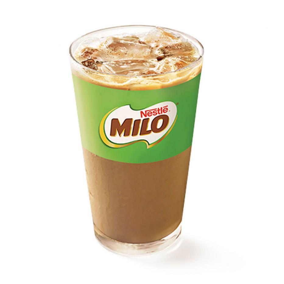 Milo Frío o Caliente