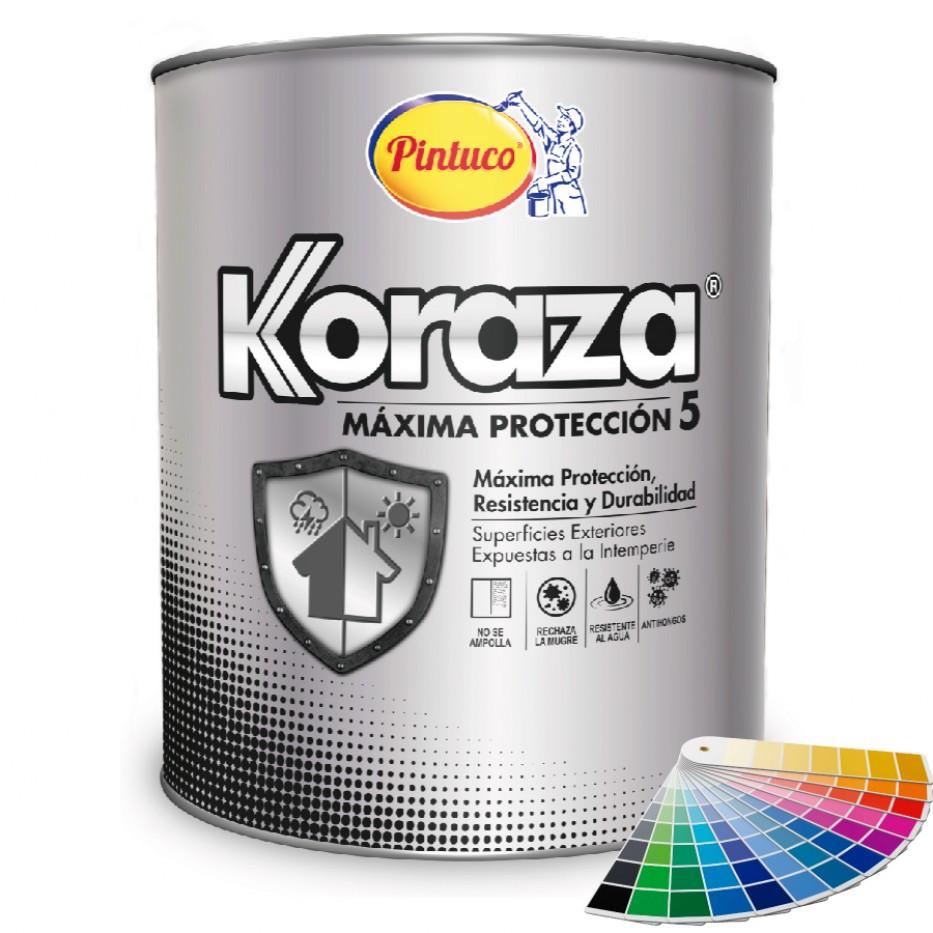 Koraza / Tonalidades