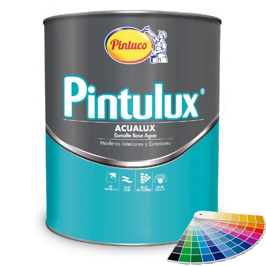 Pintulux Acualux / Tonalidades