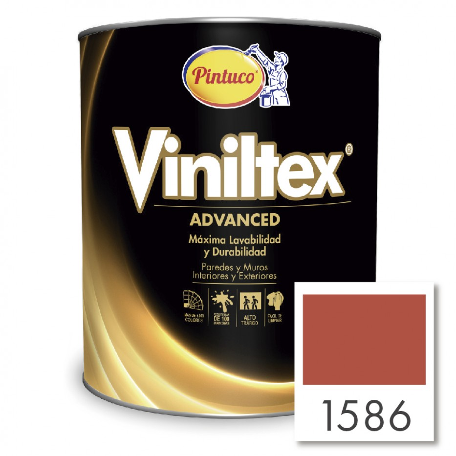 Viniltex Advanced Arrecife 1586