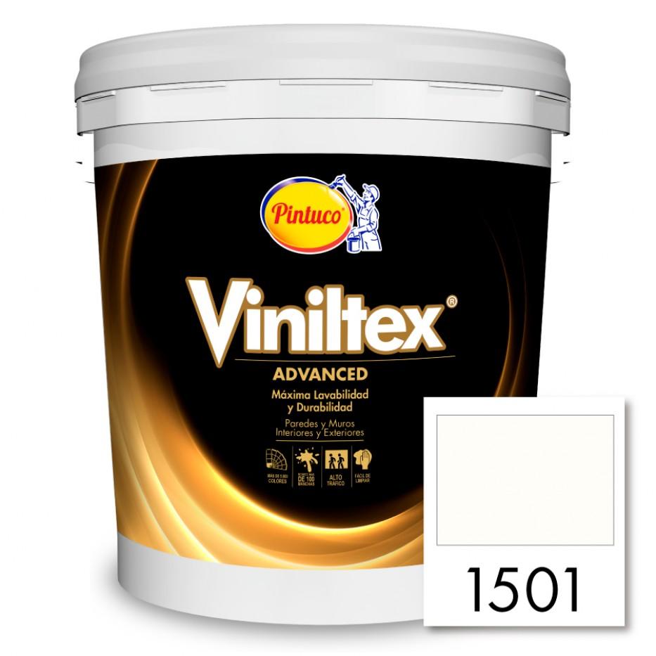 Viniltex Advanced Blanco 1501