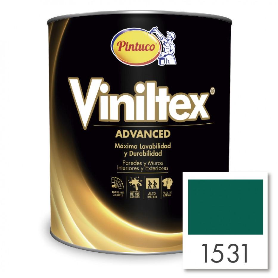 Viniltex Advanced Verde oscuro 1531