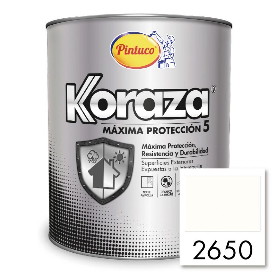 Pintura Koraza Blanco 2650