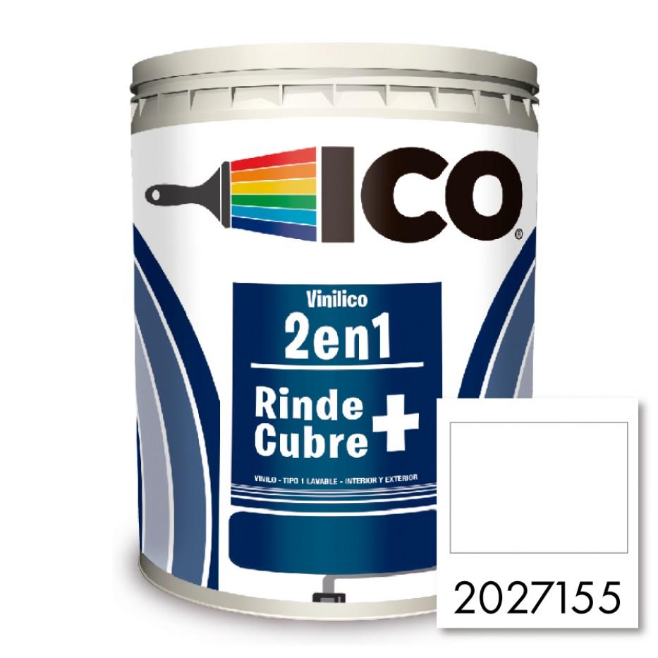 Ico Vinilico 2 en 1 Blanco  2027155