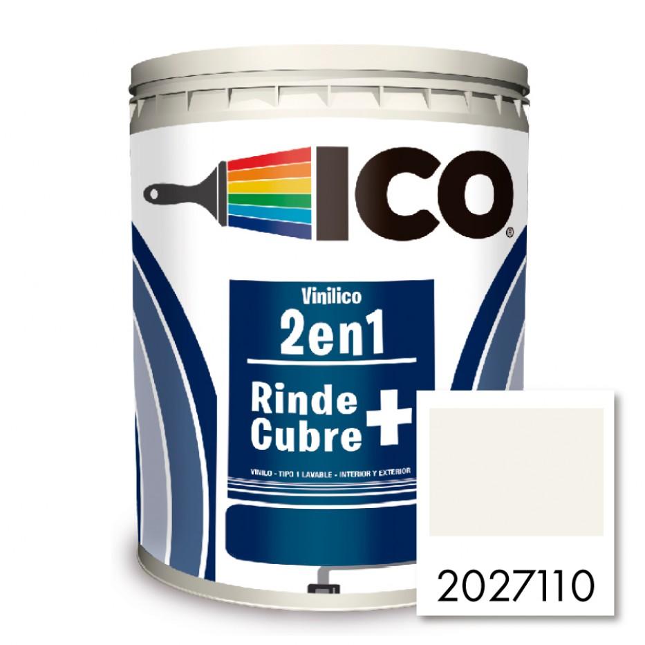 Pintura Ico Vinilico 2 en 1 Blanco almendra 2027110