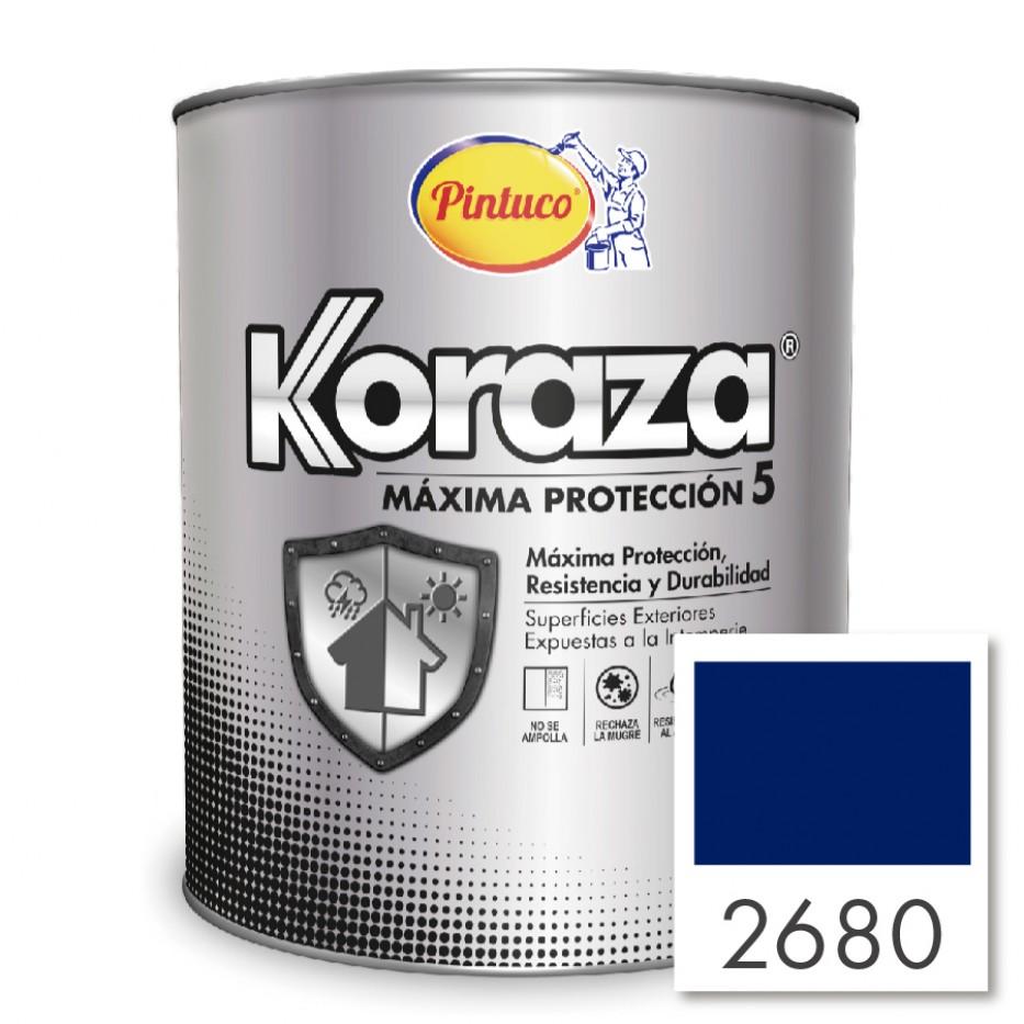 Koraza Azul nocturno 2680