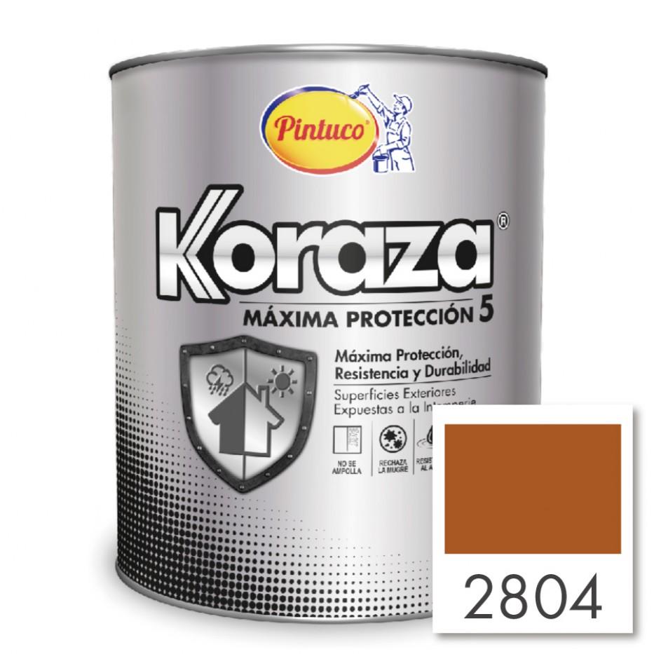 Koraza Ladrillo mate 2804
