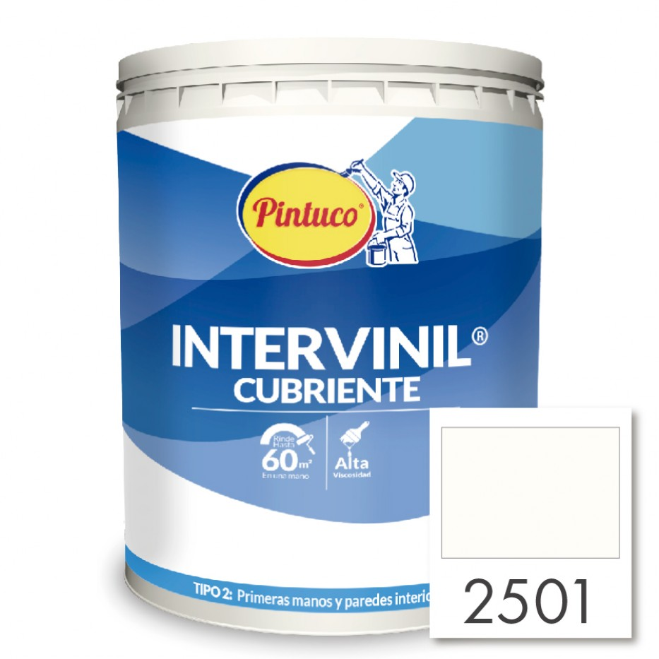Intervinil Blanco 2501