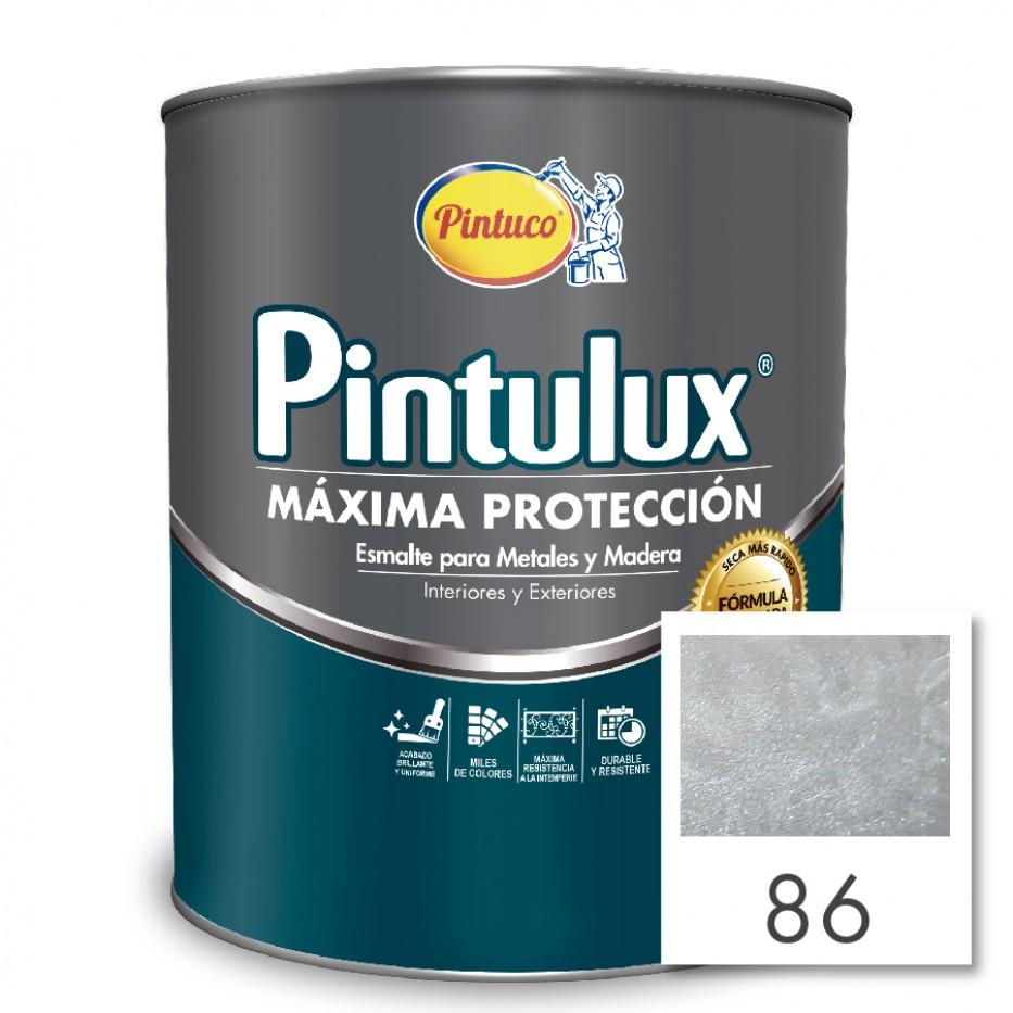 Esmalte Pintulux Aluminio 86