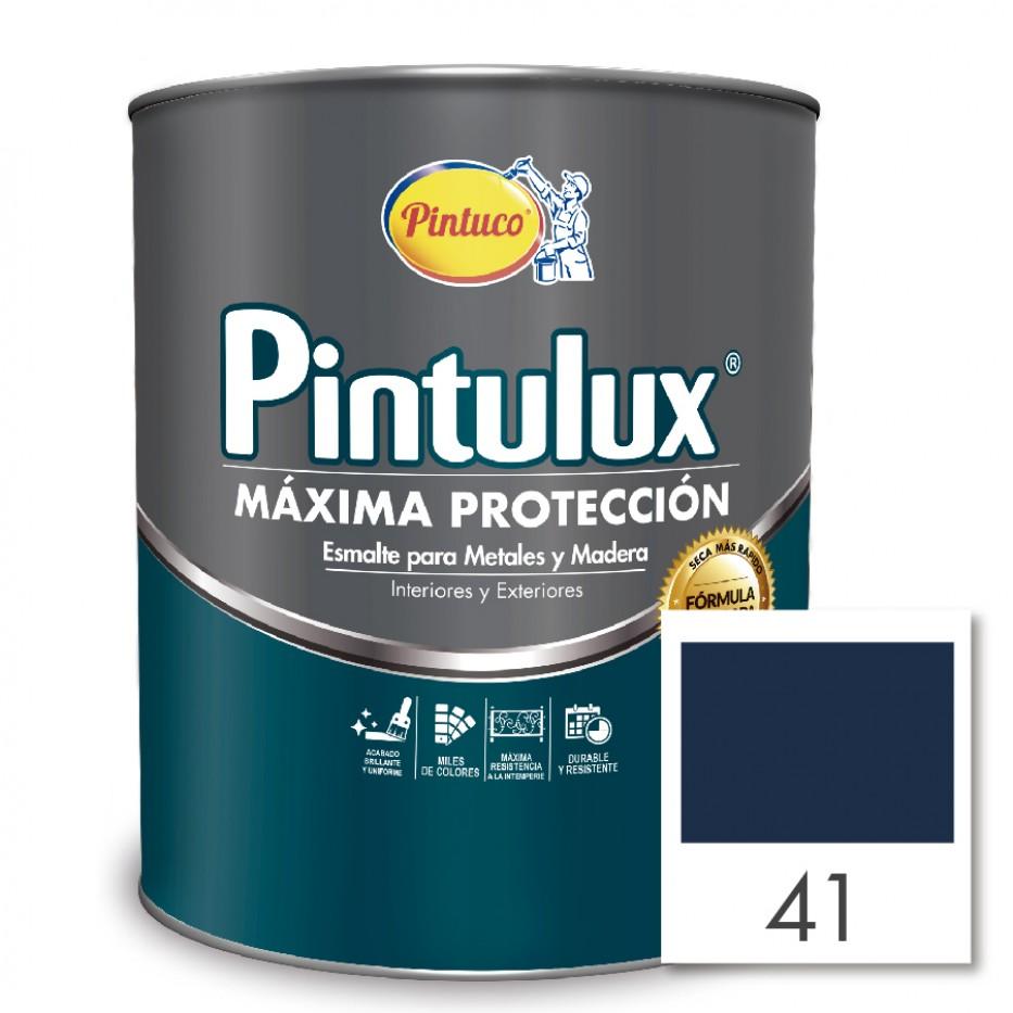 Esmalte Pintulux Azul oscuro 41