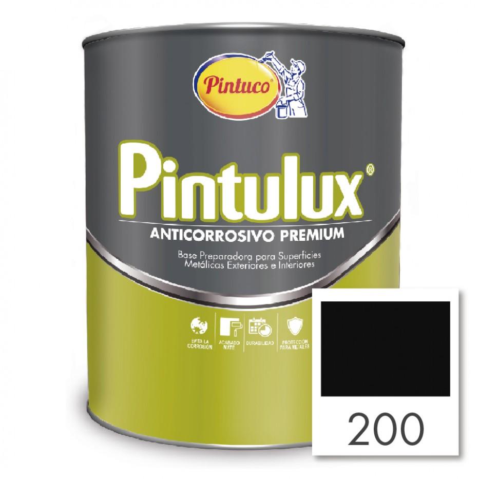 Pintulux Anticorrosivo premium Negro 200