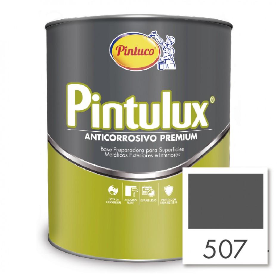 Pintulux Anticorrosivo premium Gris 507