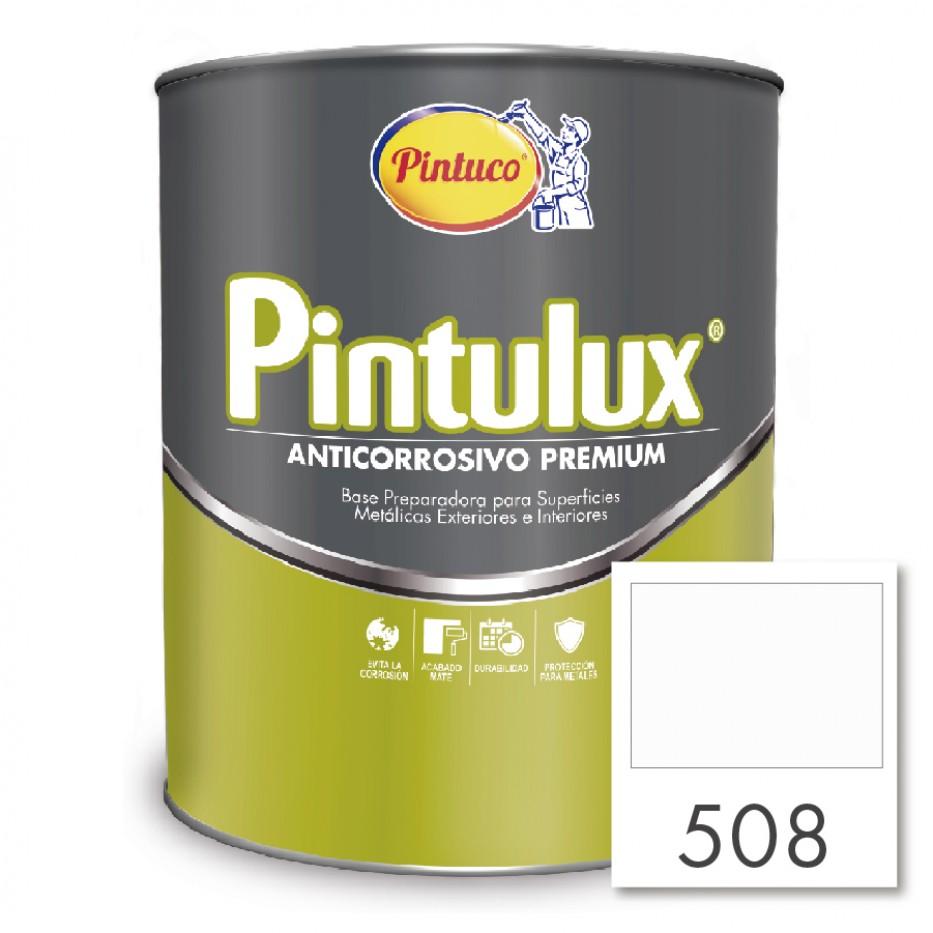 Pintulux Anticorrosivo premium Blanco 508