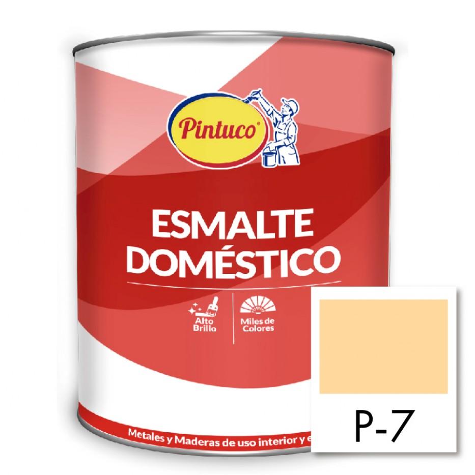 Esmalte Doméstico Crema P-7