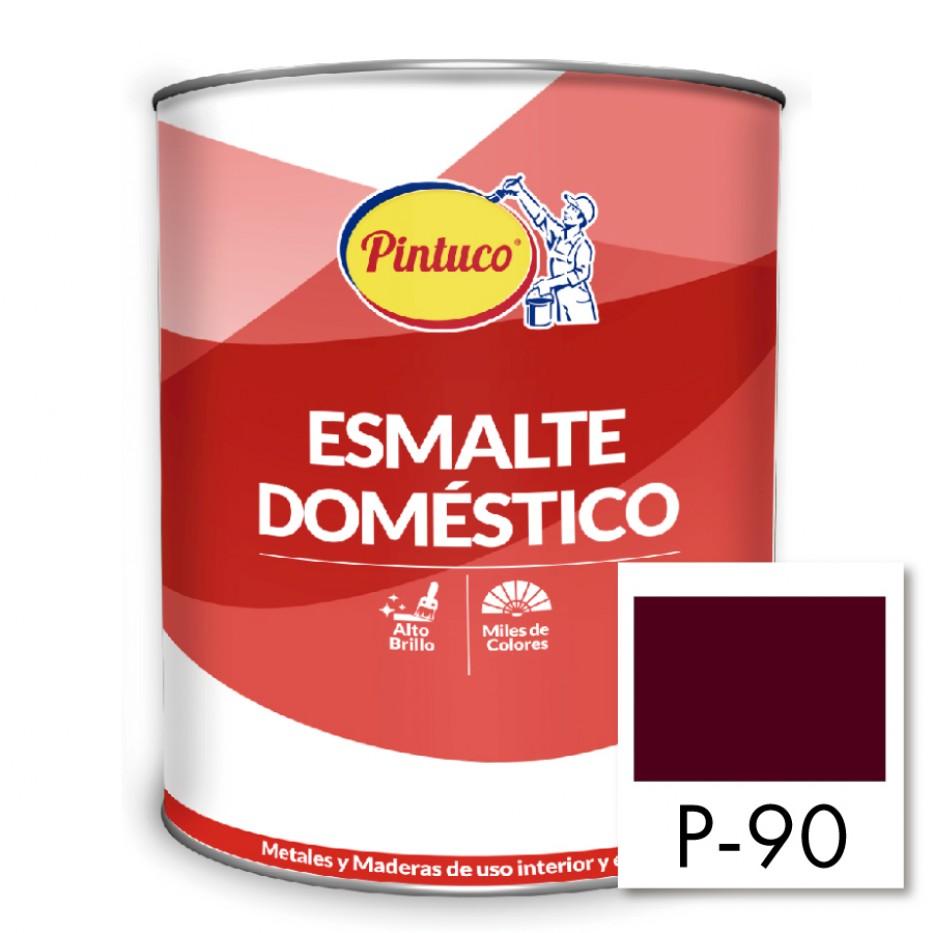 Esmalte Doméstico Vinotinto P-90